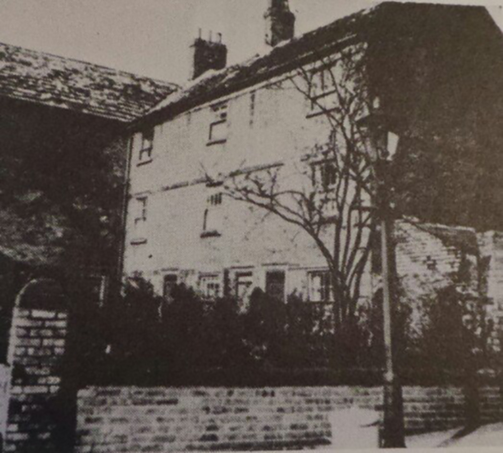 workhouse chesterfield
