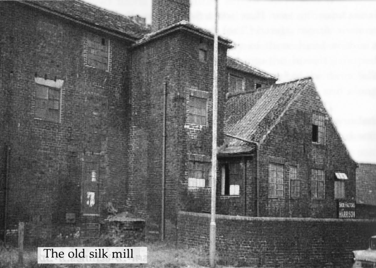 silk-mill
