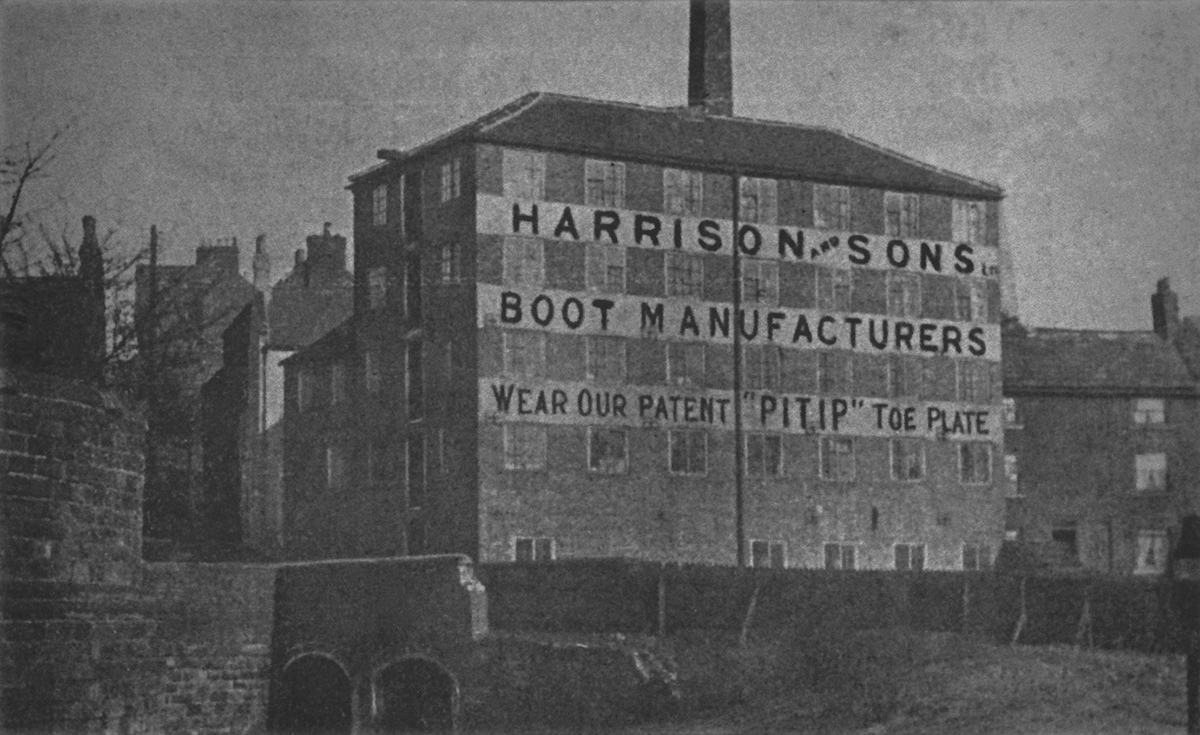 silk mill chesterfield
